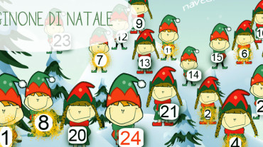 Il paginone di Natale