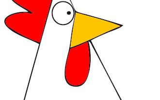 Pulcino e gallinella