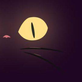 gatto nero nave di clo