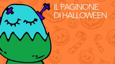 Il paginone di halloween